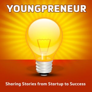 Youngpreneur's Podcast with Victor Ahipene
