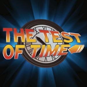 The Test of Time Podcast Image