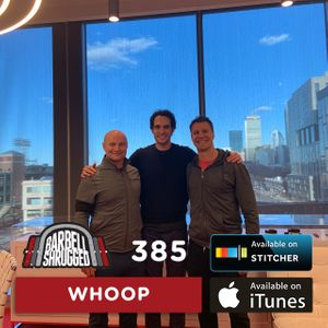 Avoid Overtraining by Measuring HRV, Sleep, and Recovery with WHOOP — Barbell Shrugged #385