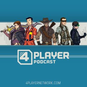 4Player Podcast Podcast Image