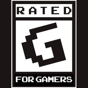 Rated G for Gamers Podcast Image