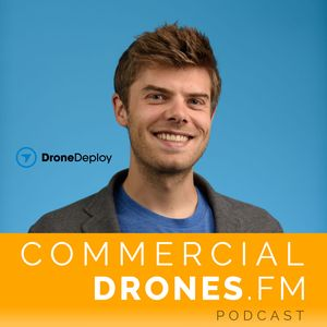 #087 - DroneDeploy's Drone Mapping Software with Jono Millin