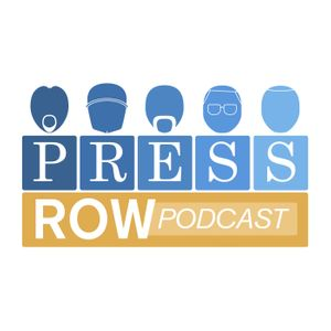 Hit The Pass - Press Row Podcast