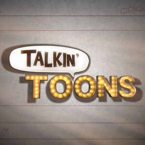 Talkin' Toons with Rob Paulsen Podcast Image