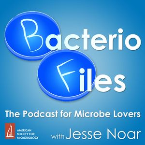 BacterioFiles Podcast Image