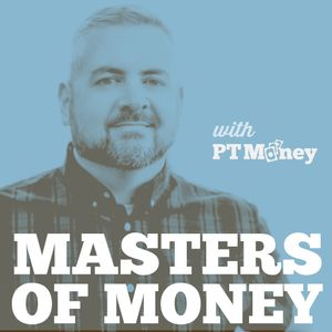 Masters of Money Podcast Image