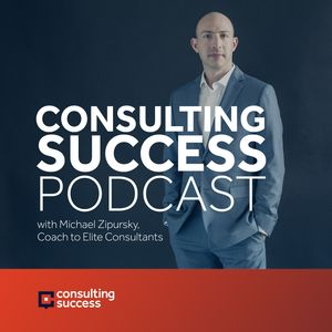 Consulting Success Podcast Podcast Image