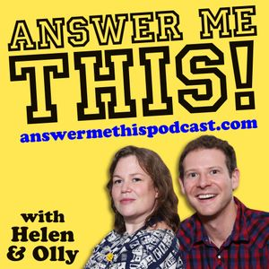 Answer Me This! Podcast Image