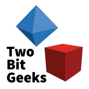 Two Bit Geeks Podcast Image