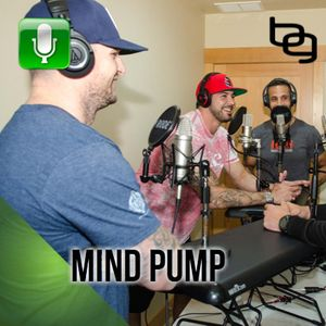 The Mysterious Kuwait Muscle-Building Phenomenon, The Too-Much-Protein Myth, Anabolic Triggering Sessions & More With The MindPump Podcast Crew.