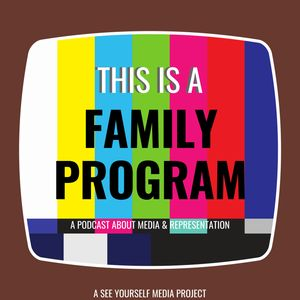 This is a Family Program Podcast Image