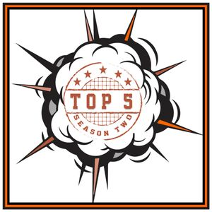 Top 5 with the Explosion Network