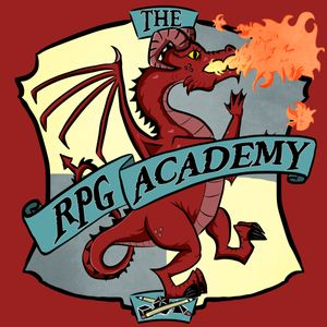 The RPG Academy Podcast Image
