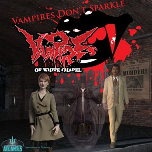 Vampires of White Chapel Podcast Image
