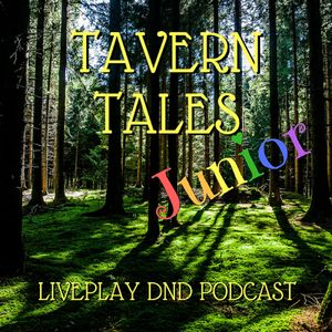 Tavern Tales Junior Podcast Image