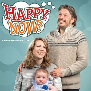 Richard Herring: Happy Now? Podcast Image