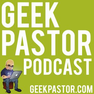 Geek Pastor Podcast Image