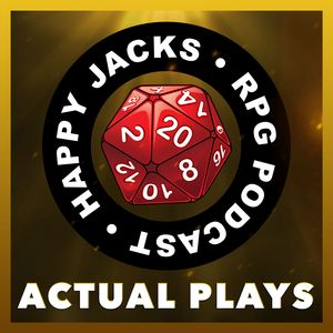 DEMIGODS01 Happy Jacks RPG Actual Play – Revelations – Demigods PbtA