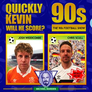 The Quickly Kevin 90's Football Quiz: S04 EP08