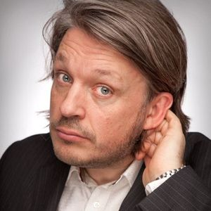 Episode 143: Richard Herring talks parenting, comedy, and bins