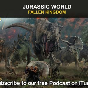Jurassic World, Fallen Kingdom - Movie Review