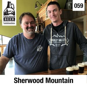 Sherwood Mountain Brewhouse - Terrace, BC