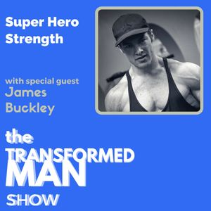 014 Super Hero Strength - James Buckley