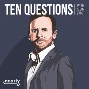 10 Questions with Adam Zwar