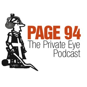 Page 94: The Private Eye Podcast Podcast Image