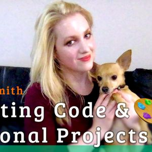 187 – 🎨 Painting Code & Personal Projects with Diana Smith