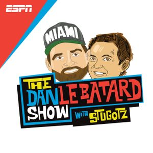 The Dan Le Batard Show with Stugotz Podcast Image