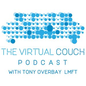 The Virtual Couch Podcast Image