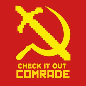 Check It Out, Comrade! Podcast Image