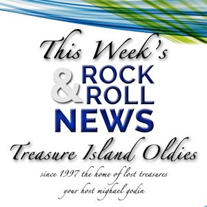 Treasure Island Oldies Podcast Image