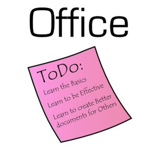 Daily Office Tips by Office ToDo Podcast Image