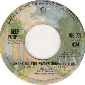 44--Smoke on the Water