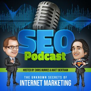 SEO Podcast Unknown Secrets of Internet Marketing Podcast Image