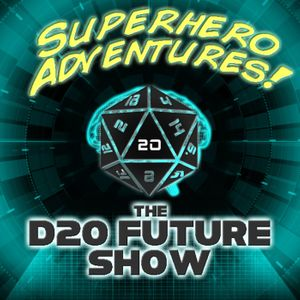The D20 Future Show Podcast Image