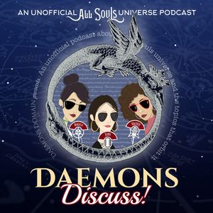 Daemons Discuss! Podcast Image