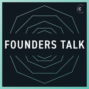 Founders Talk Podcast Image