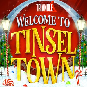 Welcome to Tinsel Town Podcast Image