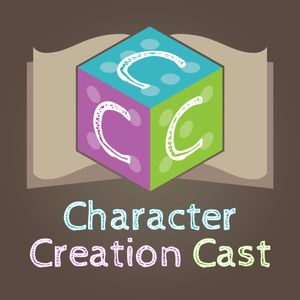 Character Creation Cast Podcast Image