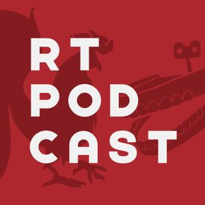 Rooster Teeth Podcast Podcast Image