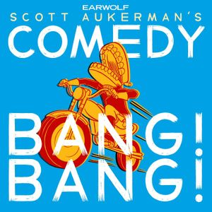 Comedy Bang Bang: The Podcast Podcast Image