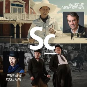Interview:  Carter Burwell (The Ballad of Buster Scruggs) and Rolfe Kent (Stan & Ollie) (Ep. 123)