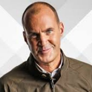 Johnny Vaughan Podcast Image