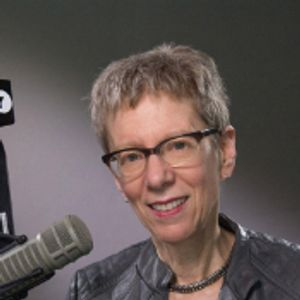 Terry Gross Podcast Image
