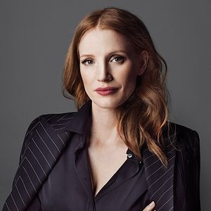 Jessica Chastain Podcast Image