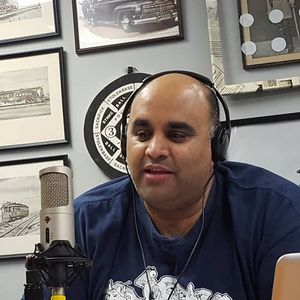 Mickey Desai Podcast Image