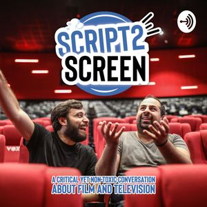 SCRIPT2SCREEN Podcast Image